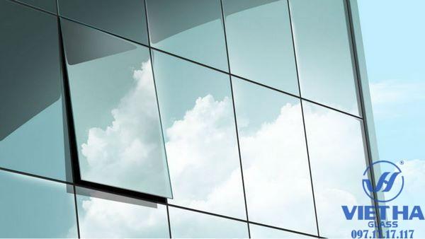 Kính xây dựng ứng dụng rộng rãi cho nhiều công trình
