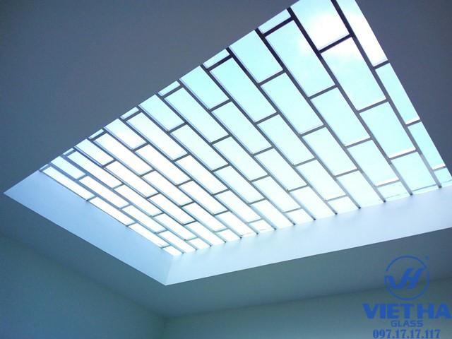 Giếng trời giúp lấy ánh sáng tự nhiên hiệu quả