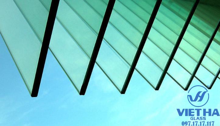 Kính thường được ứng dụng để sản xuất các loại kính khác