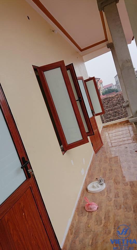 Mẫu cửa nhôm Yangli mà Việt Hà cung cấp